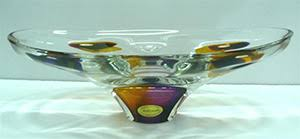 how to properly show your decorative glass bowls