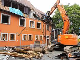 Weinkeller Bad Sassendorf Warum Der Rathaus Abriss Mit Hoffnung Verbunden Ist Badische