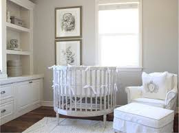 Neutral Nursery Decorating Ideas White Neutral Nursery Decor Ideas