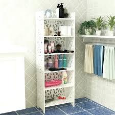 bathroom shelf ideas shelves for bathroom tips for organizing open bathroom shelves