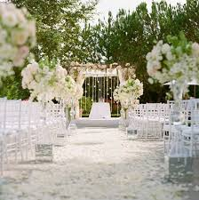 wedding venue backdrop 6 cool wedding aisle backdrops decorations plan your