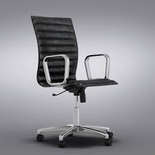 black leather desk chair ripple black leather office chair 1873