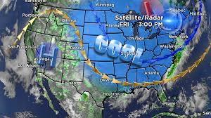Las Vegas Weather Map by Mild Weather Sticking Around For The Weekend Cbs Dallas Fort Worth