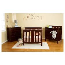 Mini Crib Davinci Davinci Annabelle 2 In 1 Mini Crib And Bed Target