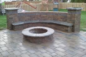 Brick Firepits Custom Outdoor Fireplaces Outdoor Grills And Pits Rings