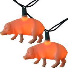piggies string lights