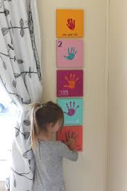 8 adorable s day gifts baby handprints babycare mag