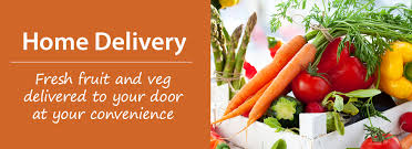 delivery area the choice is yours fresh fruit and vegetables