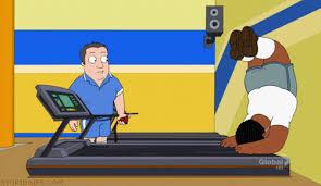 Treadmill Meme - whenever i see a treadmill fail gif album on imgur
