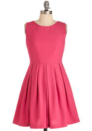 what compliments pink cue the compliments dress in pink short pink solid pleats