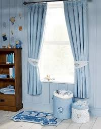 Boy Nursery Curtains Baby Boy Nursery Blackout Curtains Thenurseries