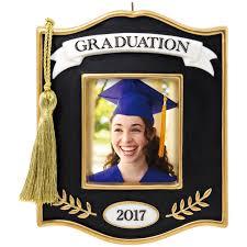 congrats grad 2017 photo holder ornament keepsake ornaments