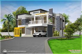 Luxury Home Design Kerala Beautiful Looking Contemporary Luxury House Kerala Home Design