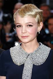 gatsby short hairstyle the great gatsby inspired wedding hair wavy pixie nude lip and