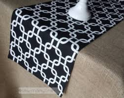 Kitchen Table Runners by Modern Table Runner Etsy