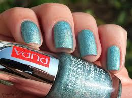beauty by suzi pupa holographic nail polish