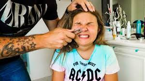 10 year old gets nose pierced youtube