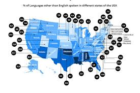 seattle map usa language diversity in america how seattle stacks up the seattle