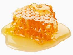 Полезные продукты - мед
