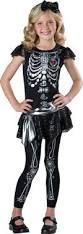 Skeleton Costume Halloween Girls Pink Tiger Costume Doll Clothes