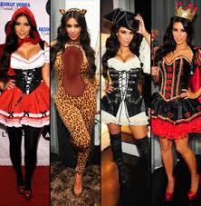 Lil Kim Halloween Costumes Lady Gaga Janet Jackson Kim Kardashian Heidi Klum