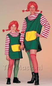 Pippi Longstocking Costume Pippi Longstocking Dress Child The Mask Party Supplies Shop