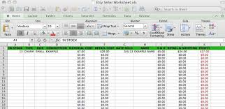 Free Accounting Spreadsheets by Free Accounting Excel Templates Pre Made
