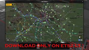 louisiana map city names german city names v 1 2 for promods and italy hungary map ets 2 mods