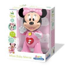 disney minnie mouse baby move u0026 sing 11 00 hamleys disney