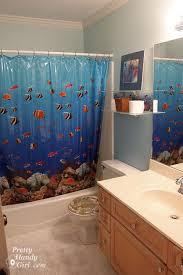 Beach Decor Bathroom Ideas Beach Themed Bathroom Shelves Decorating Clear