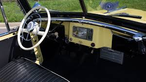 willys jeepster interior 1949 willys jeepster vj3 6 convertible s104 chicago 2015