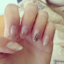 white almond nail art designs sbbb info