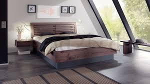Beech Ottoman Hasena Practico Barro Rustic Solid Beech Ottoman Storage Bed