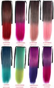 Cherry Red Hair Extensions by 1pc 100g Pc Woman Curly Clip In Hair Extension 29 Colors One Piece