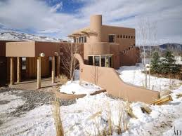 adobe houses ad visits cher s adobe retreat in aspen architectural digest