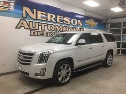 cadillac escalade 2017 grey nereson chevrolet detroit lakes chevrolet dealer for new used cars