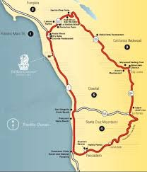 california map half moon bay travel horizons ritz carlton half moon bay what to do