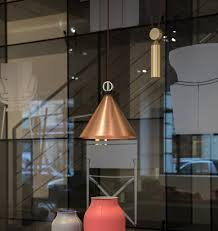 Paris Pendant Light by Shape Up Pendant Cone U2013 Roll U0026 Hill