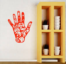aliexpress com buy removable gamer hand wall decal video game