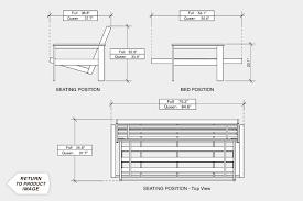 futon measurements roselawnlutheran