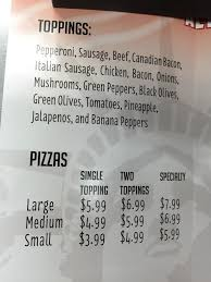all pizza mustang ok all pizza menu menu for all pizza mustang