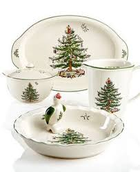 set of 6 spode tree tea cups and saucers