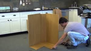 kitchen cabinets installation video how to cut crown molding for kitchen cabinets video kitchen