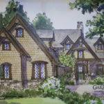 English Cottage Designs by English Cottage Built Bonner Custom Homes Architecture Plans