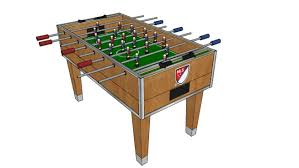 major league soccer table major league soccer themed table football fuzbol game 3d warehouse