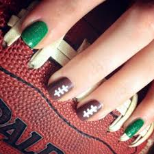 the best super bowl nail ideas patriots nail ideas and seahawks