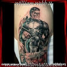 punisher tattoo artists org