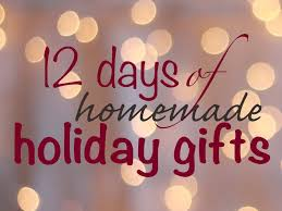 Homemade Holiday Gifts by 12 Days Of Homemade Holiday Gifts Time To Diy