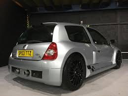 used 2003 renault clio v6 renaultsport v6 for sale in kent