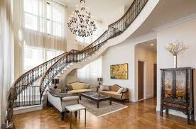 living room small stair landing ideas stair landing design hall